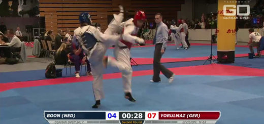 German Open taekwondo 2017
